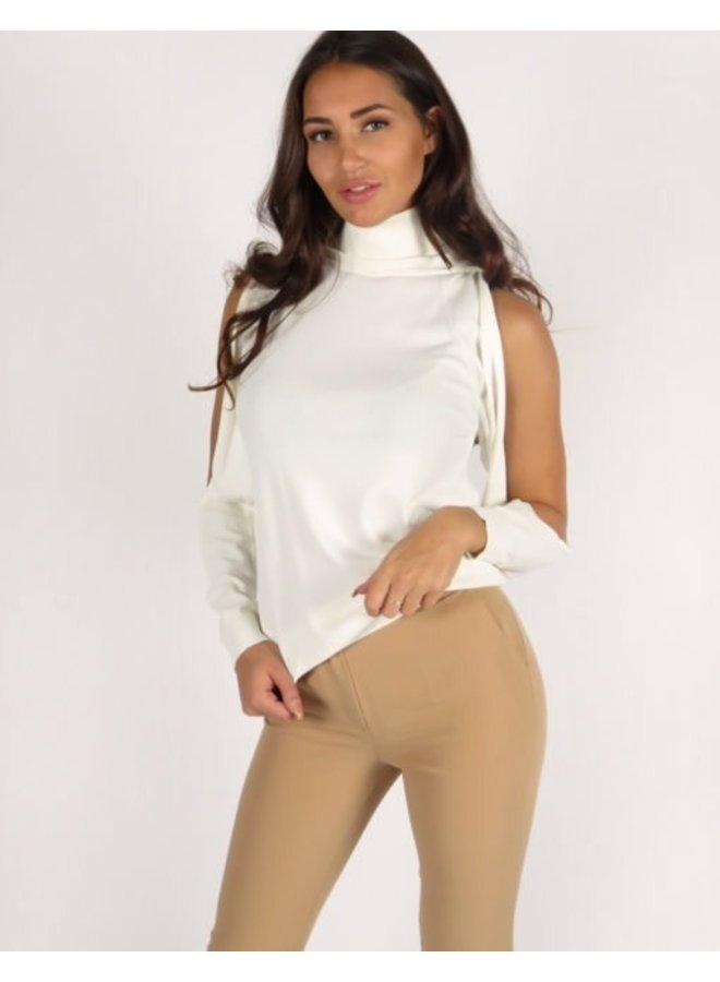 Alpina Sweater Ecru