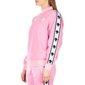 Reinders Tracking Sweater Pink Tape New