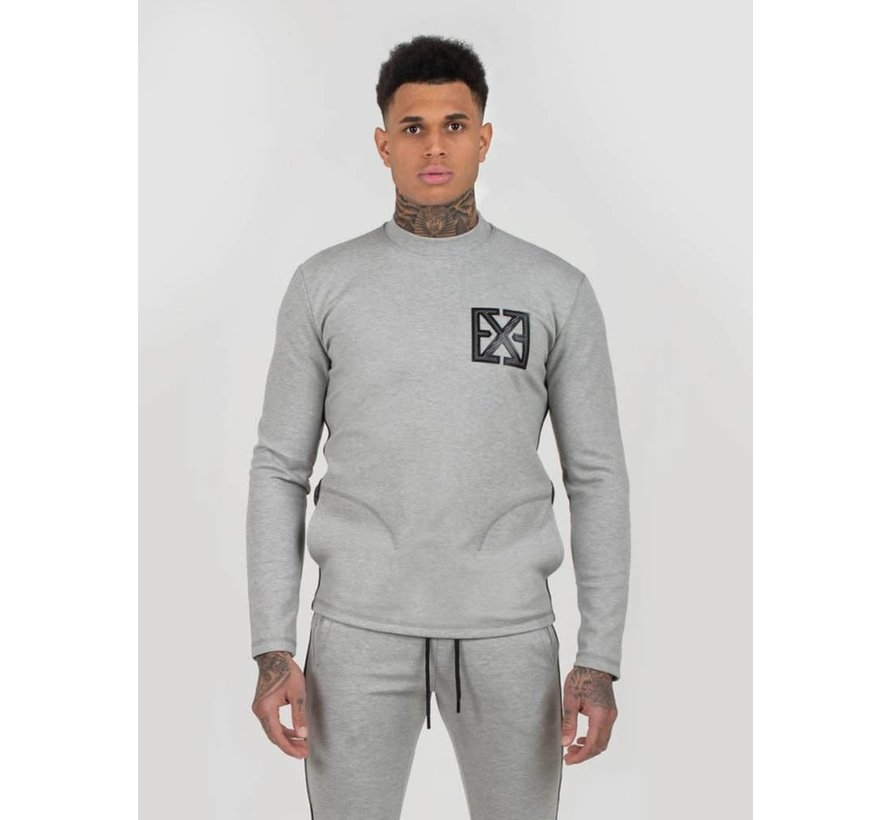 Crime Tracksuit Grey