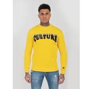 Xplct Culture Sweater Geel