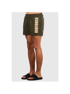 Airforce Swimshort Airforce Olive