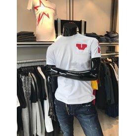Xplct Tee Flag Shirt White