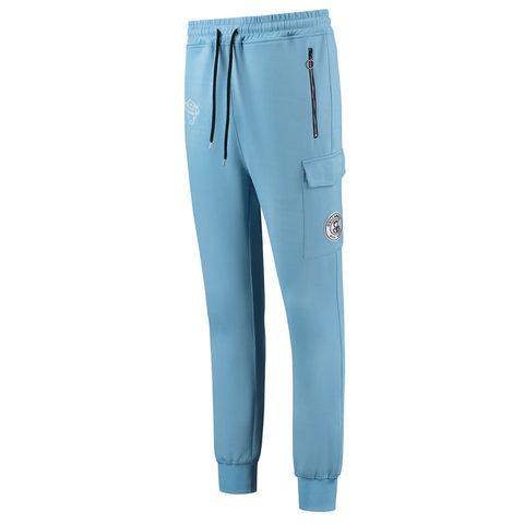 Anorak SS Jogger Pastel Blue