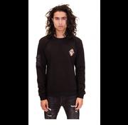 Radical Sweater Royal Black