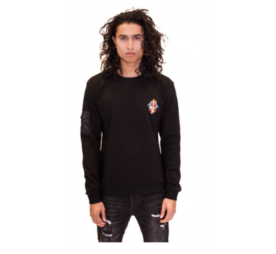 Sweater Royal Black