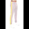Trackpants Grey / Yellow