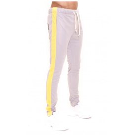Radical Trackpants Grey / Yellow