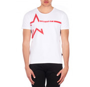 Airforce Tee Star Shirt White / Formula
