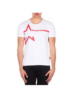 Airforce Tee Star Shirt White / Formula