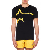 Airforce Tee Star Shirt Black