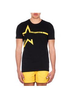 Airforce Tee Star Shirt Black