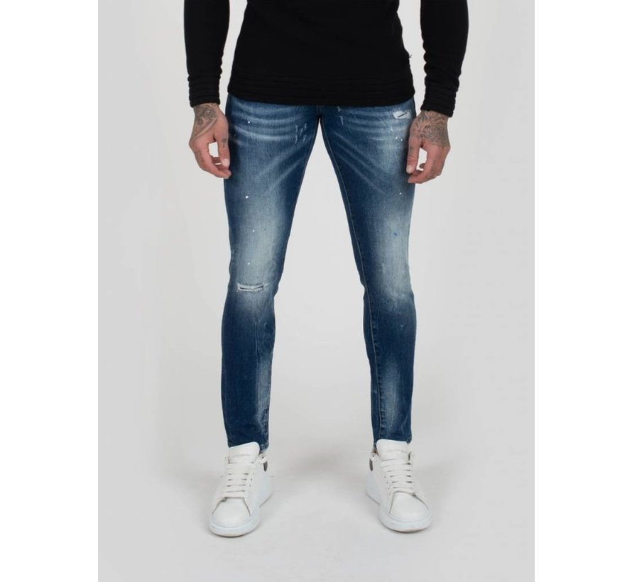Antartica Jeans Blue