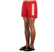 Airforce Swimshort Formula One Red