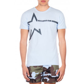 Airforce Tee Star Shirt Blue