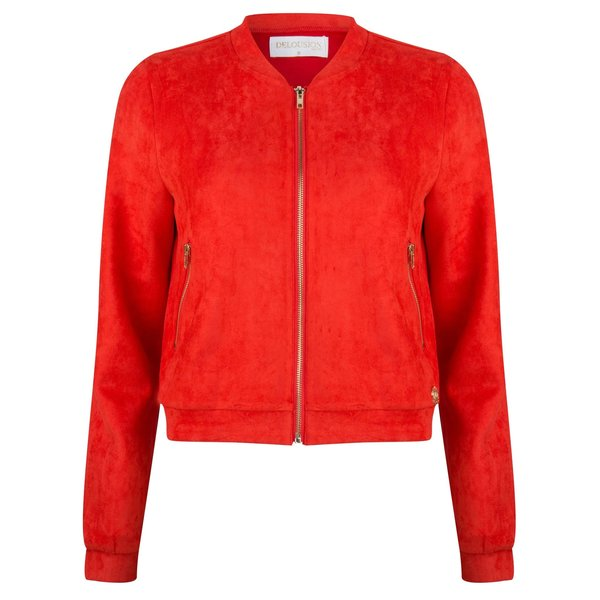 Delousion Jacket Bobby Orange