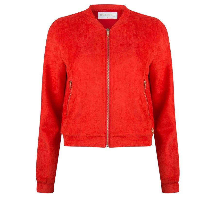 Jacket Bobby Orange