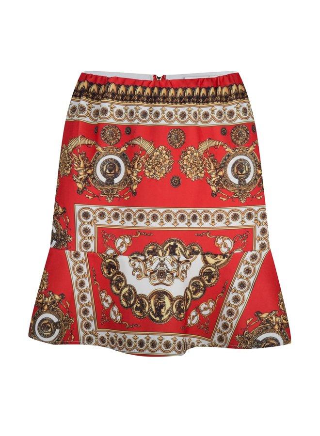 Skirt Grace Orange