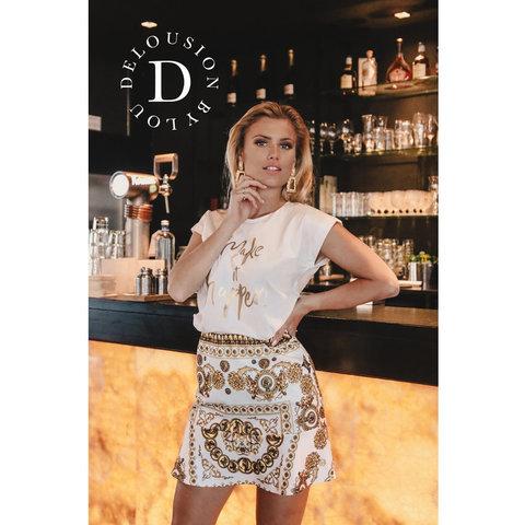 Skirt Grace White