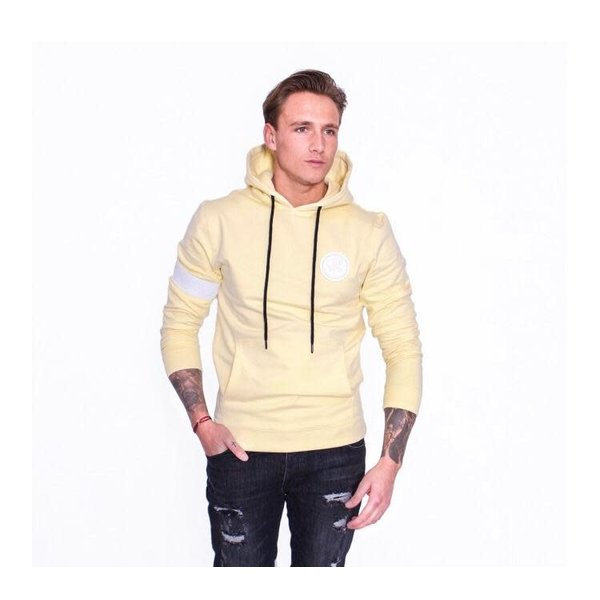 Radical Captain Hoodie Off White