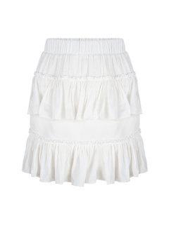Delousion Skirt Stellan Off White