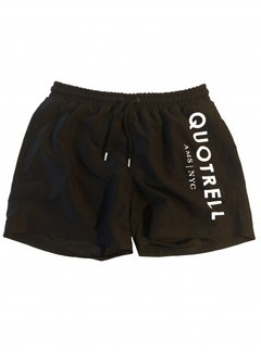 Quotrell Swimshort Side Logo