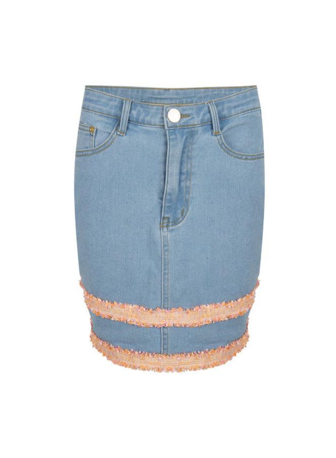 Skirt Luz Jeans
