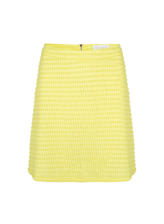 Skirt Holly Yellow