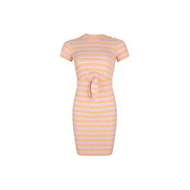 Delousion Dress Belen Stripes