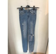Queen Hearts Jeans Queen Hearts Blue