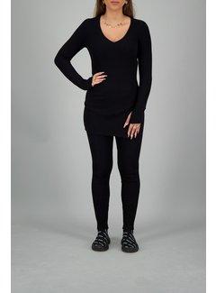 Reinders Twin Set Sweater True Black W051