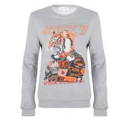 Jacky Luxury Sweater Tiger