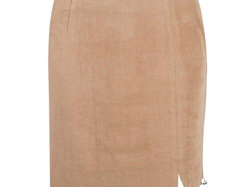 Jacky Luxury Skirt suede