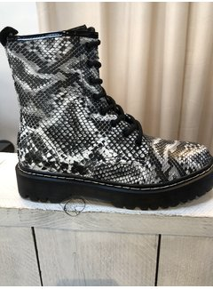 Destination Snake Boots Grey