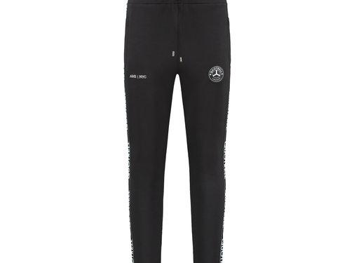 Quotrell Pants Black / White