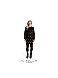 Jacky Luxury Skirt Lightning Print