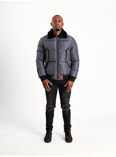 Xplct Dolce Jacket Grey