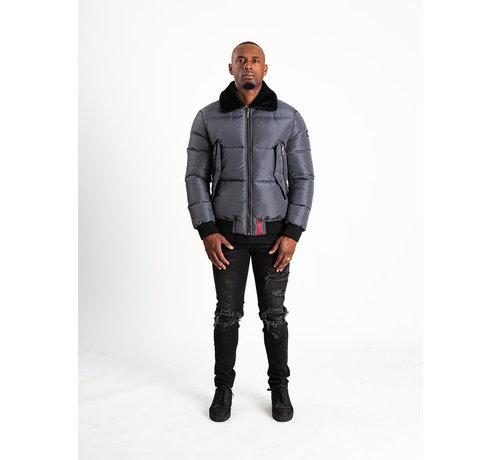 Xplct Dolce Jacket Grey