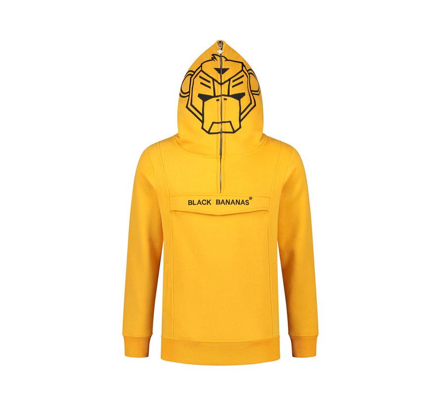 Anorak Incognito Yellow