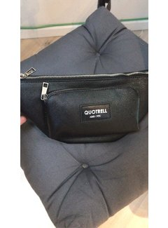Quotrell Bumbag Alpha Black