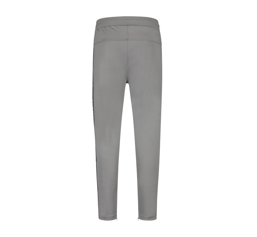 Trash Trackpants Grey / Fuchsia