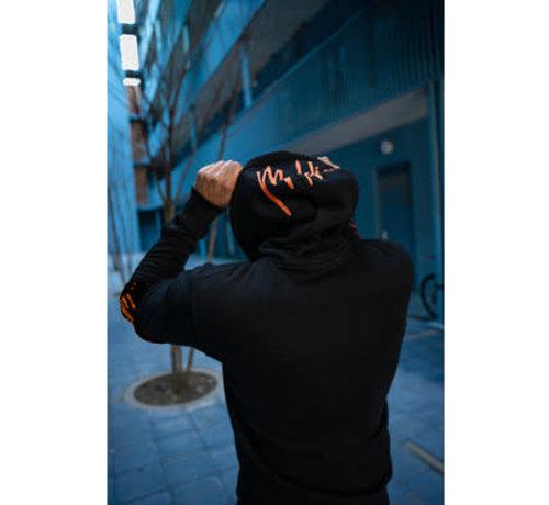 Malelions Hoodie Black/Orange