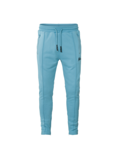 Malelions Trackpants Blue Black