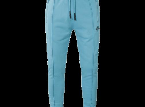 Malelions Trackpants Blue Black