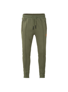 Malelions Trackpants Army/Orange