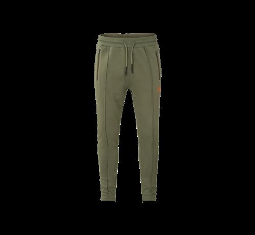 Malelions Trackpants Army/Orange