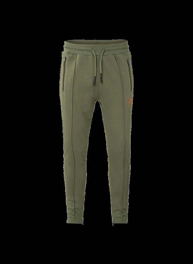 Trackpants Army/Orange