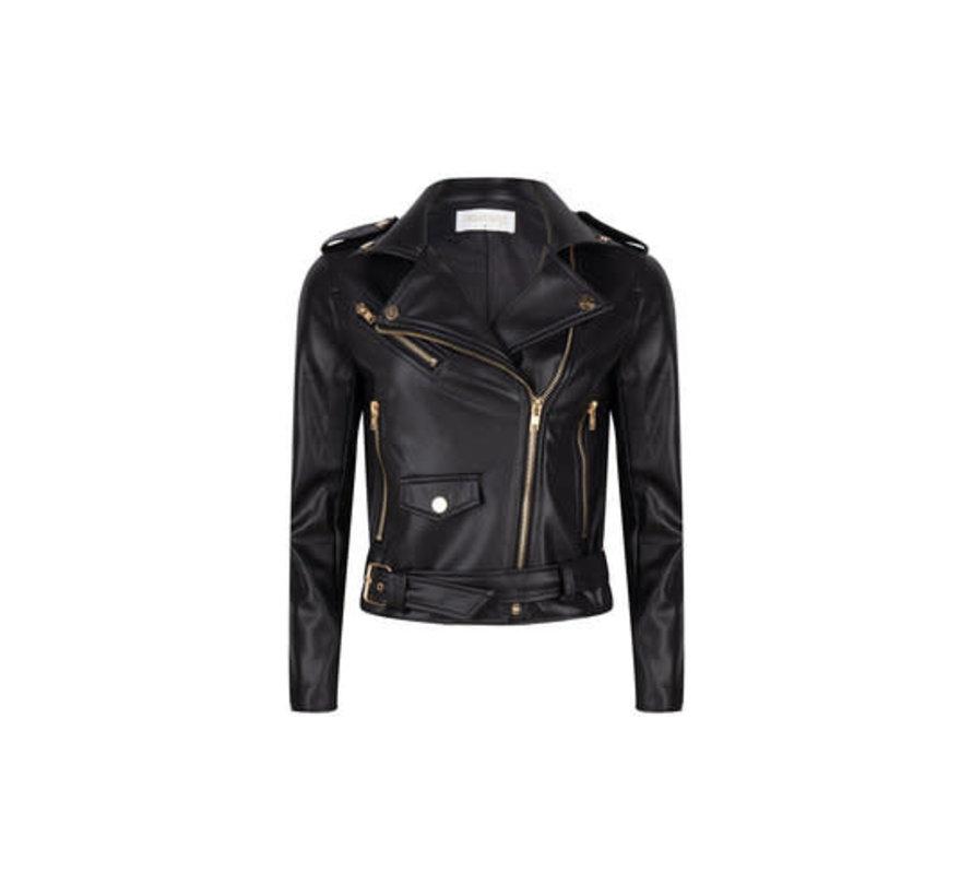Jacket Delousion Black