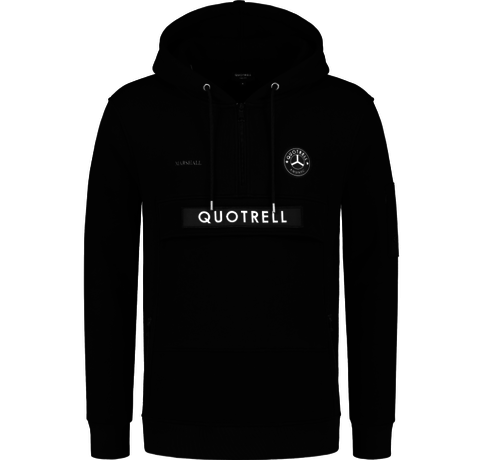 Quotrell Marshall Hoodie Black