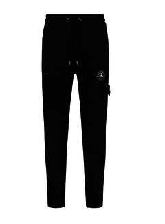 Quotrell Marshall Trackpants Black