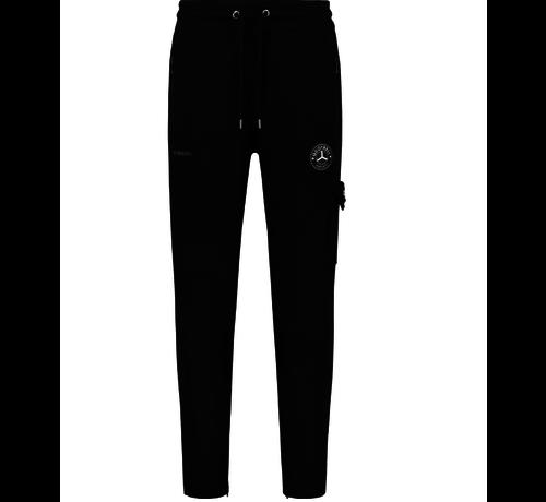 Quotrell Marshall Trackpants Black